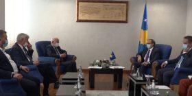 Hoti i pret në Qeveri përfaqësuesit e Luginës së Preshevës
