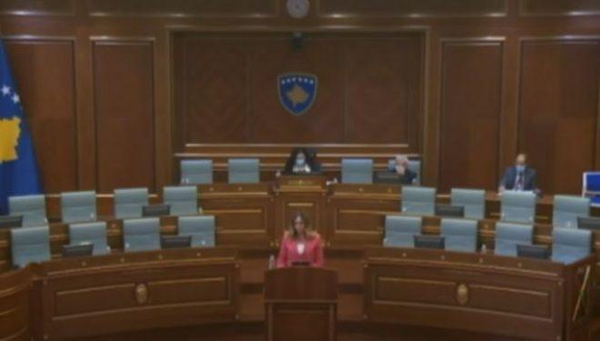 Nagavci: Ministria ta shqyrtojë kërkesën që studentët të lirohen nga pagesat