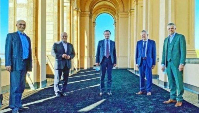 Kurti për vizitë në Gjermani, takon politikanë të landeve Baden-Wuerttemberg dhe Bavari