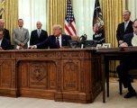 Ambasadori amerikan: Marrëveshja e Shtëpisë së Bardhë të zbatohet siç është nënshkruar