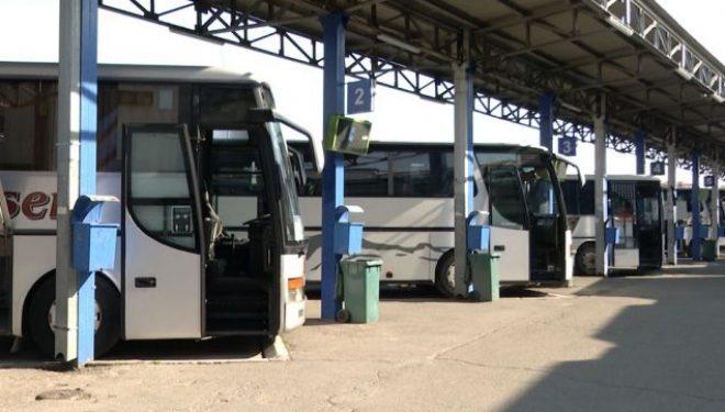 Stacioni i autobusëve humbi gjysmë milion euro për shkak të pandemisë
