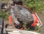 Vdes pasi rrokulliset me traktor