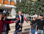 Berisha: Krim bëri prokuroria, jo Hakia