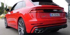 Tingulli i Audi SQ8 'që zgjon edhe të vdekurit' – video
