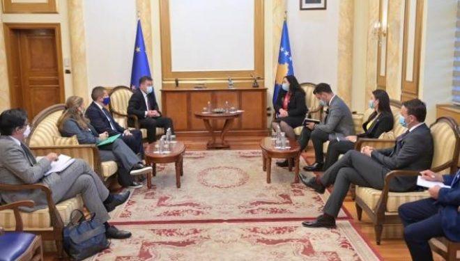Osmani: S'duhet lejuar bosnjizimi i Kosovës, të zbatohet vendimi i Kushtetueses për asociacionin