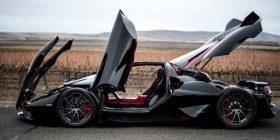 Thyen rekordin – vetura më e shpejtë në botë