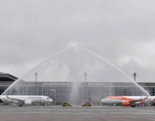 Hyn në funksion aeroporti i ri i Berlinit