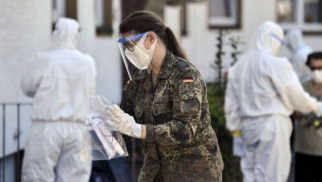 Gjermania zgjeron rregullat e karantinës për vendet fqinje