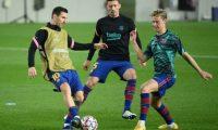 De Jong: Messi është lojtari më i mirë në botë