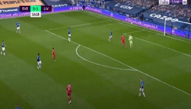 Lëndohet ylli i Liverpoolit, largohet nga loja