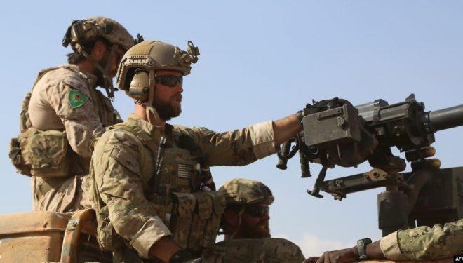 Forcat speciale të SHBA-së shpëtojnë një amerikan të marrë peng