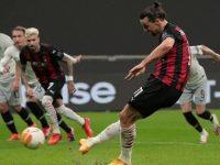 Ibrahimoviq, ekzekutuesi më i dobët i penalltive në 5 ligat më të mira evropiane