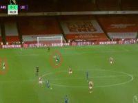 Mustafi fajtori kryesor i humbjes së Arsenalit nga Leicester City – (Video)