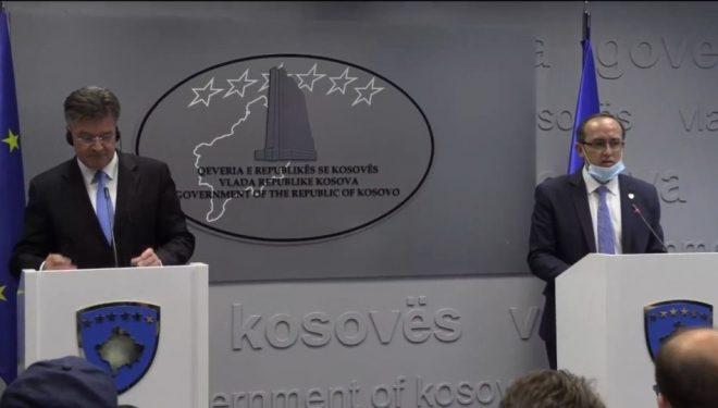 Hoti pas takimit me Lajçak: Asociacioni s'do të ketë kompetenca ekzekutive