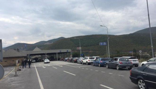 Kalon ilegalisht kufirin, arrestohet shtetasi i Shqipërisë