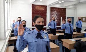 Diplomon gjenerata e 55-të e kadetëve policorë të Policisë së Kosovës