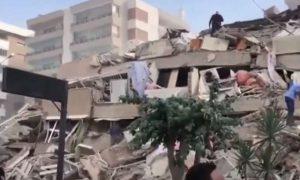 Tërmeti, Ambasada e Kosovës në Turqi ka një njoftim për kosovarët që jetojnë në Izmir