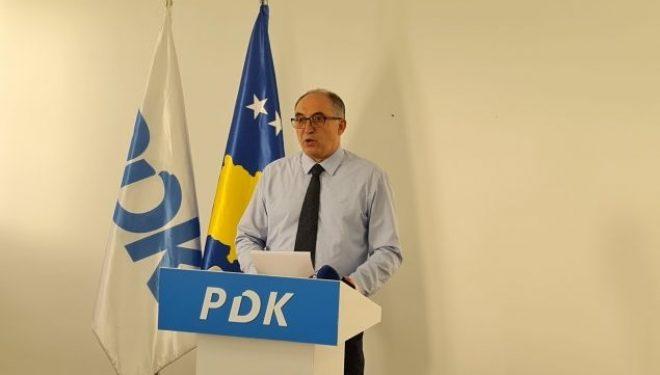 Totaj: Qeveria Hoti po cenon funksionalizimin e shtetit