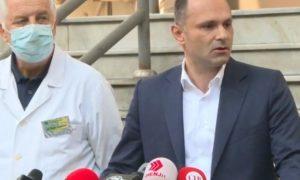 Mbi 1000 persona me Covid-19 nuk kanë vendime për izolim në Shkup
