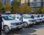 Policia e Kosovës pranon donacion 15 vetura
