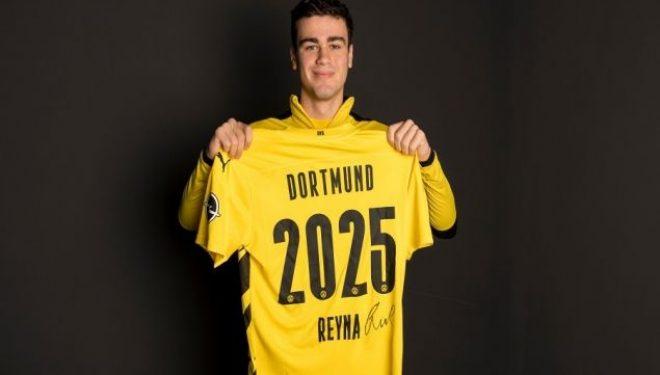 Reyna nënshkruan kontratë të re me Dortmundin
