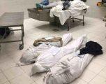 Kufomat brenda morgut në tokë, reagon Instituti i Mjekësisë Ligjore: Fotot janë inskenim për të nxitur panik (Foto)