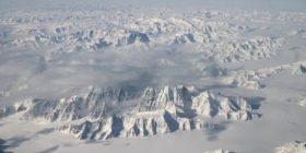 Shkencëtarët zbulojnë shtratin e liqenit të lashtë nën akullin e Grenlandës