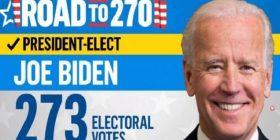 Biden jep deklaratën e parë si president i ShBA-së