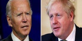 Johnson fton Biden në konferencën për ndryshimet klimatike