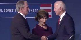 Bush përgëzon Biden, thotë se zgjedhjet ishin të drejta dhe rezultati i tyre është i qartë