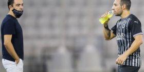 Cazorla: Xavi do të jetë trajner i Barcelonës në të ardhmen