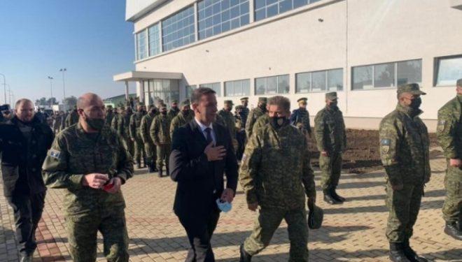 Haradinaj: Kosova me ushtarët e saj të rreshtuar krah Amerikës dhe NATO-s