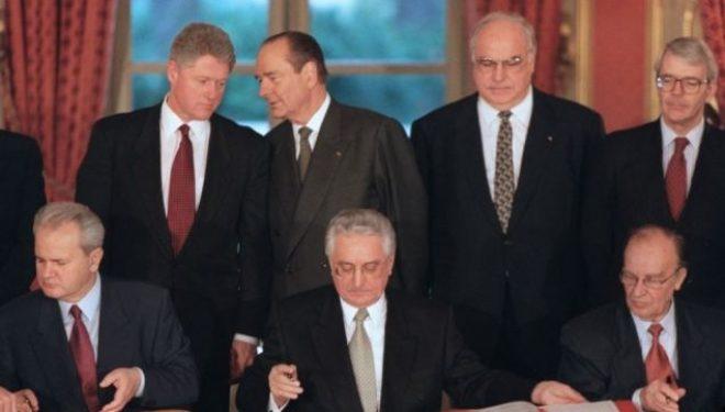 Çerekshekulli nga Marrëveshja e Dejtonit