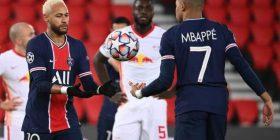 PSG mposht Leipzigun, Man United Basaksehirin