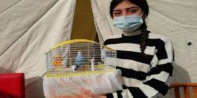 """""""Për 10 sekonda do të kisha vdekur"""", vajza shpëtohet mrekullisht nga zogu i saj"""