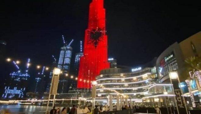 Ndërtesa më e madhe në botë veshët Kuq e Zi