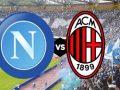 Publikohen formacionet zyrtare Napoli – Milan