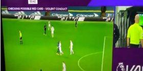 Momenti kur Pepe godet kundërshtarin në stilin e Zidane dhe përjashtohet nga loja – (Video)