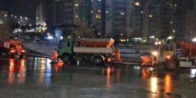 Bora e parë, nga komuna e Prishtinës thonë se janë pastruar gjitha rrugët