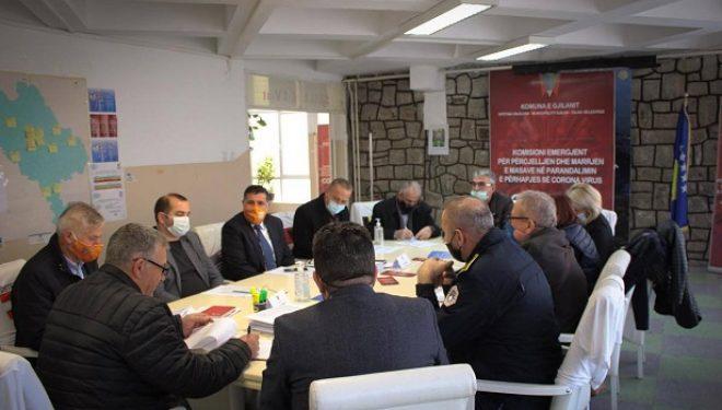 Haziri: Këtë javë kemi numër më të vogël të të infektuarve në Gjilan, por nuk domethënë që është ulur rreziku