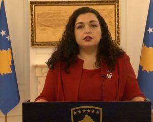 Sondazhi i PIPOS nxjerrë Vjosa Osmanin si më të votuarën për presidente