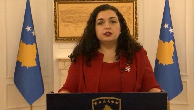 Presidentja Osmani do të shpallë ditë zie në nderim të viktimave të aksidentit në Kroaci