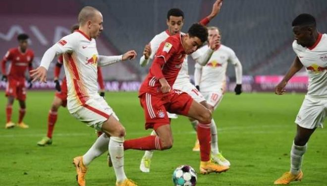 Mbyllet me gjashtë gola derbi i madh gjerman, Bayern – Leipzig
