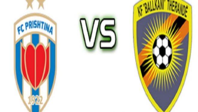Superliga e Kosovës, programi i ditës së diel