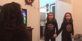 Vjosa Osmani publikon një video nga shtëpia duke kënduar me vajzat e saj