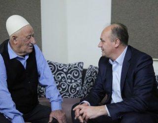 Hoxhaj viziton babanë e Thaçit: Rrënofsh sa malet, Kosova është me ty në këto orë të liga