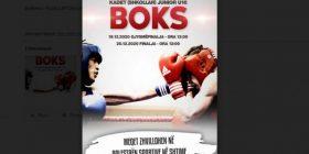 FboxK organizon Kampionatin Individual të Kosovës në boks