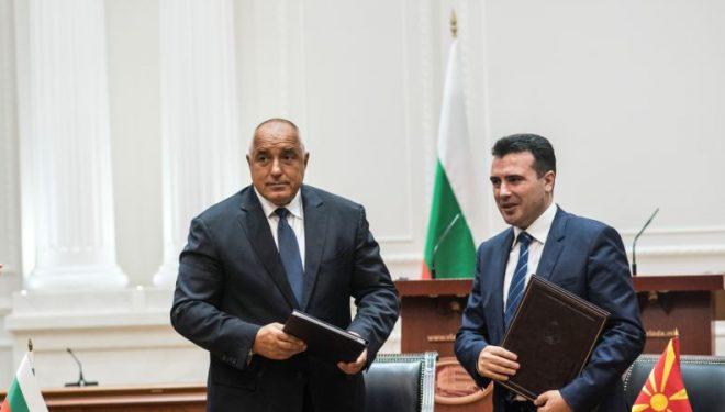 Opozita kritikon Zaevin për Bullgarinë