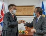 Britania do të ofroj mbështetje për Këshillin e Ekspertëve dhe Zyrën e Hotit në dialogun me Serbinë