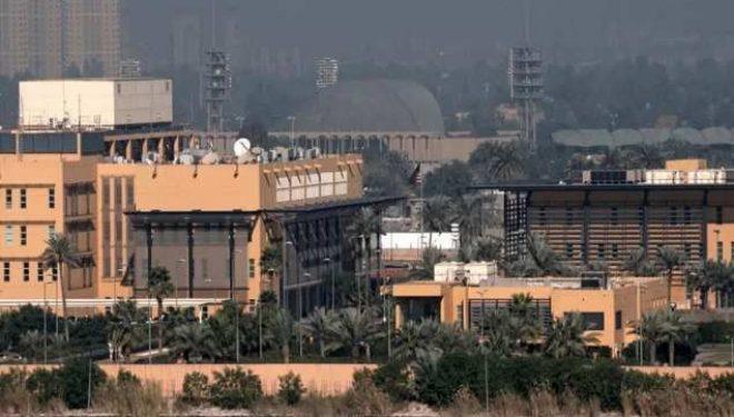 Sulm raketor ndaj Ambasadës amerikane në Bagdad